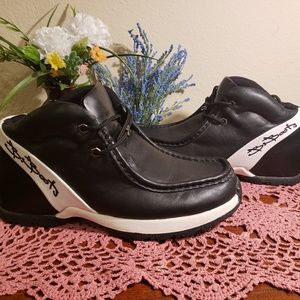 💥 B Boots by Buffalino Men's Black & White